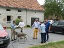 Hrabia Hans Ulrich Schaffgotsch wizyta w Kopicach 2018_4