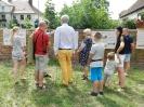 Hrabia Hans Ulrich Schaffgotsch wizyta w Kopicach 2018